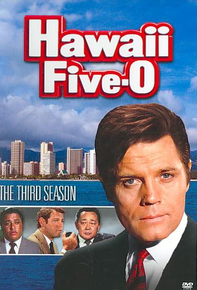 HAWAII FIVE O:THIRD SEASON BY HAWAII FIVE-O (DVD)
