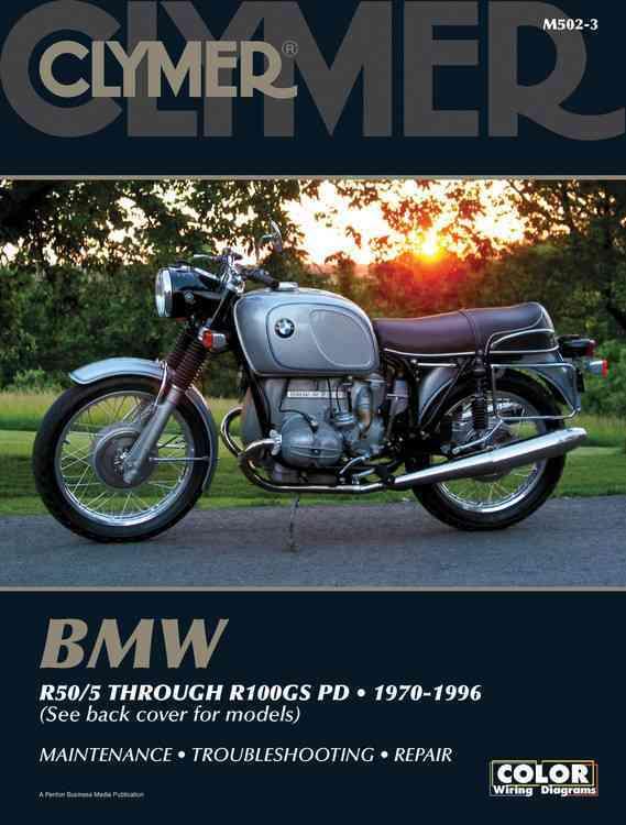 Bmw R50/5 Through R100Gs Pd By Clymer Publications